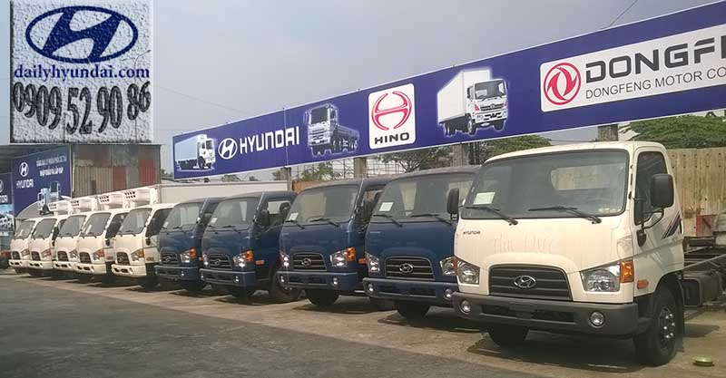 hyundai hd99 do thanh