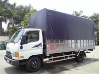 xe tải hyundai hd72 mui bạt