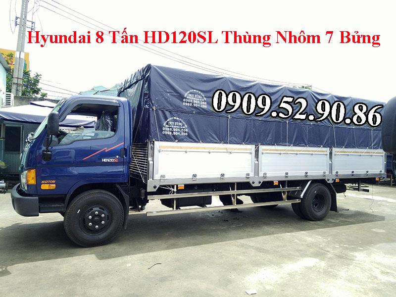 xe-tai-8-tan-hyundai-hd-120SL-thung-nhom