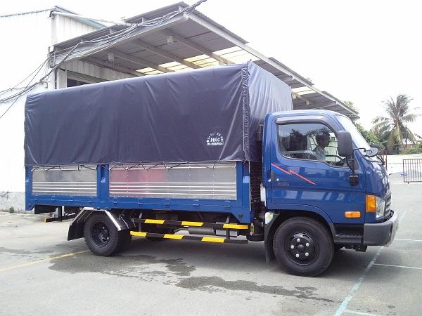 xe tải hyundai hd65 1,85 tấn nhập khẩu
